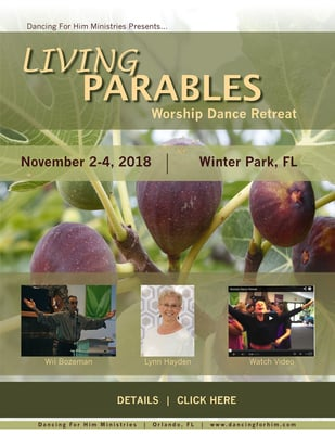 Individual - November 2-4, 2018 - Worship Dance Retreat