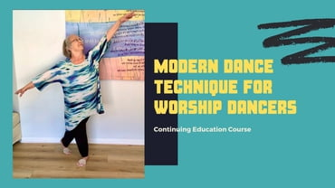 CONTINUING EDUCATION - MODERN DANCE TRACK