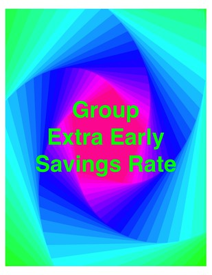 Retreat - Group - Extra Early Savings Rate