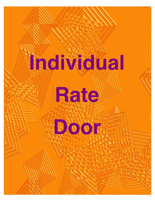 Individual - At The Door Rate