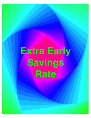 Retreat - Individual - Extra Early Savings Rate