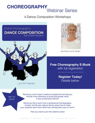 Group - Choreography Webinar