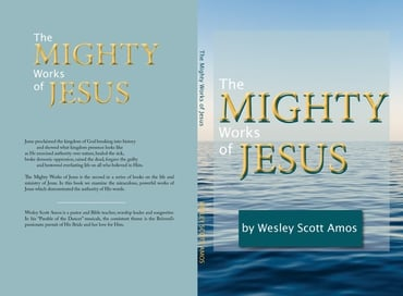 The Mighty Works of Jesus - E-Book- DOWNLOAD