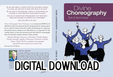 Divine Choreography Tips & Techniques - Video Download