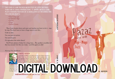 Pazaz - Praise with Hip-Hop Jazz - Video Download