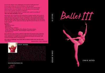 Ballet III - Intermediate/Advanced - DVD