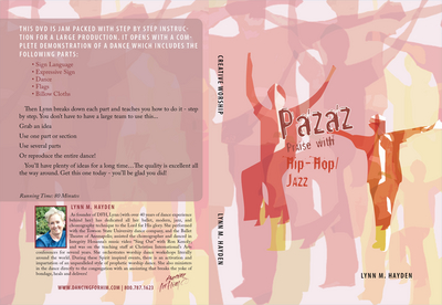 Pazaz - Praise with Hip-Hop Jazz - DVD