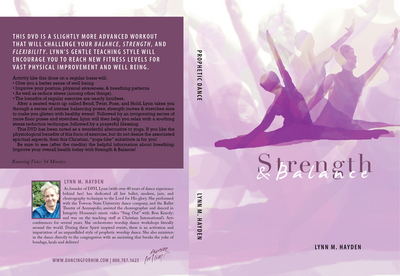 Strength & Balance - DVD