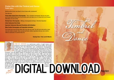 Timbrel and Dance - Video Download