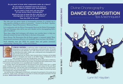 Dance Composition - Choreography Tips II - DVD