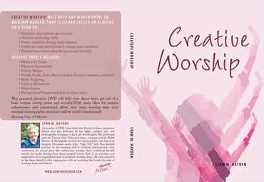 Creative Worship - DVD